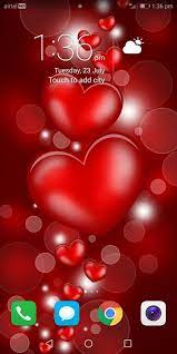 Love Heart Wallpaper HD pour Android ...
