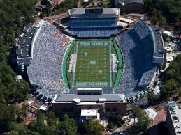 William And Mary Football Stadium Seating Chart Kenan Stadium University Of North Carolina Athletics