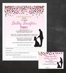 church flyer daddy daughter dance father and daughter dancing event custom printable package flyer tickets and poster pta pto or church