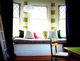 captivating furniture interior decoration window seats. Captivating Modern Bay Window Styling Ideas Designs Pictures Colorful Seating: Full Size Furniture Interior Decoration Seats