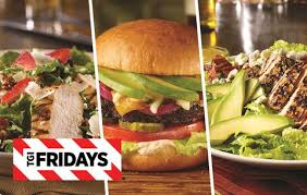 Tgi Fridays Nutrition Healthy Dinner Items Womens Health