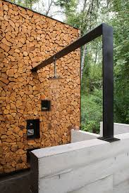 funky patio furniture. Funky Outdoor Furniture Patio Rustic With Concrete Block Wall Concrete. Image By: Andersson-Wise Architects R