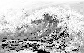 漫画の描き方背景 海波水の絵をプロ並みに簡単に描く5つのコツ