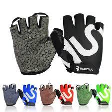 gym weightlifting gloves body building half finger fitness gloves an slip sports gloves
