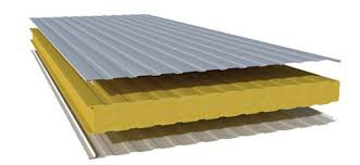 fiberglass insulation board eps foam pur sandwich panel for wall and roof