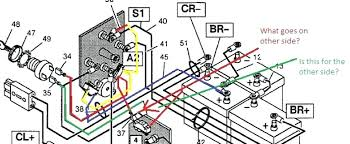 ezgo electric golf cart wiring diagram notasdecafe co 1991 ez go electric golf cart wiring diagram ezgo as well