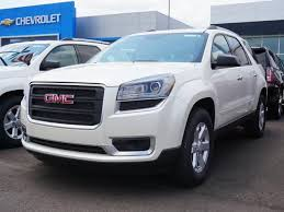 gmc acadia 2015 white. gmc acadia center line 178 2015 used cars in mitula gmc white