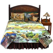 ducks galore luxury king bed in a bag set