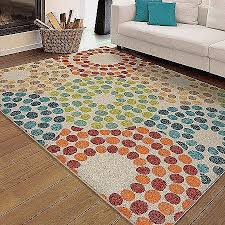 4x6 outdoor rug awesome 4 6 outdoor rug beautiful orian rugs bright colors circles