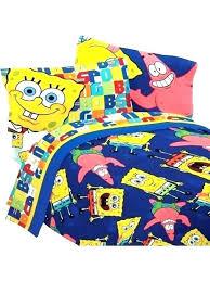spongebob in bed bed bedding set bedding set dark blue comforter sheets kids bedding double bed spongebob in bed