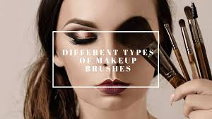 diffe types of makeup brushes a good collection of brushes is a must have for every makeup enthusiast brushes not only make applying makeup quick and