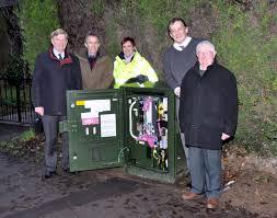 Fibre Optic Cabinet Checker News Connecting Shropshire