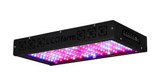 Best Commercial Led Grow Lights 2018 Eco Farm Led Grow Lights Full Spectrum For Growing
