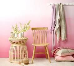 pink wall paintLearn How to Paint an Ombre Wall in 5 Easy Steps