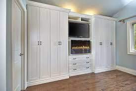 custom built in wall unit multi tasks