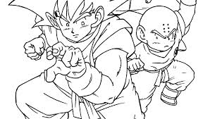Dragon Ball Z Super Coloring Pages Dragon Ball Super Printable