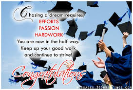 Graduation Wishes Quotes Enchanting 48 Wonderful Congratulations On Graduation Wishes Pictures