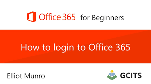 Office 365 Log In How To Login To Office 365