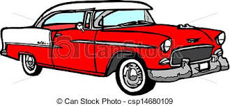 Vintage Car Clip Art Vector Graphics Vintage Car Eps