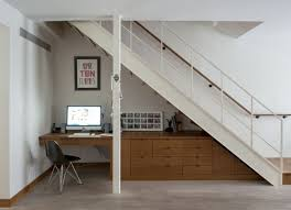 office under stairs. A Home Office Under The Stairs