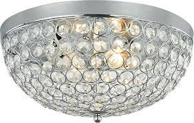 flush mount chandelier inch crystal flush mount in polished chrome flush mount crystal chandelier canada mrm