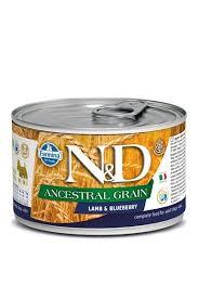 <b>Farmina N&D Adult</b> Dog Mini Ancestral Grain <b>консервы</b> для ...