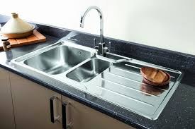 Double Kitchen Sink Plumbing With Vent Kitchen Appliances Tips And