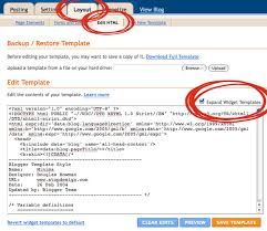 Add A Signature To Every Blog Post On Your Blogger Blogspot Blog