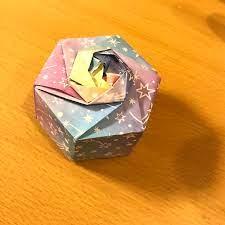 対応する辺より、 f a = f d f a = f d ・・・①.. 折り紙でふた付の多è§'形の箱の折り方 図解解説 ひなあられ入れにぴったり All How To Make お役立ちサイト