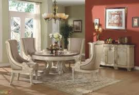 white dining room set formal. Off White Dining Room Set Halyn Antique Round Formal 34 Ideas
