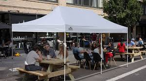 reliable restaurant tents canopies
