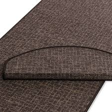 carpet floor runner bermuda choco brown customised size