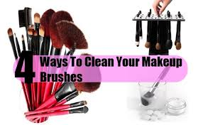 one thing that every makeup enthusiast forgets at some time or other is to clean their makeup brushes professional makeup brushes are quite expensive and