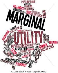 concept of utility, Total utility and marginal utility