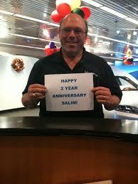 happy 2 year anniversary to our garber honda porter salim deir porter dealership