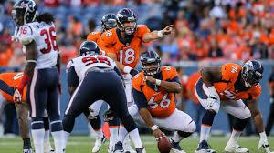 Peyton Manning Tells DJ Swearinger Expletive You After Touchdown