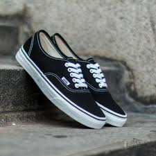 vans authentic black. vans authentic black h