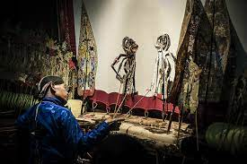 Indonesian Wayang Kulit Shadow Puppets - Home