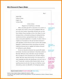 Exceptional Example Research Papers Mla Museumlegs