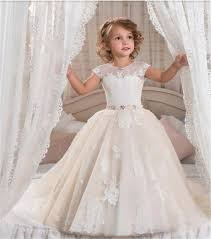 Customized Ball Gowns With <b>Pink</b> Belt <b>Tulle Lace</b> Up Beading 3D ...