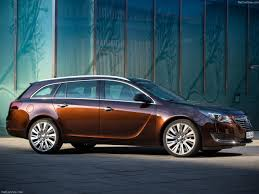 2014 Opel Insignia Wagon - YouTube
