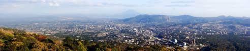 العاصمة سان سلفادور في السلفادور