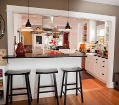 View this Great Traditional Kitchen with Crown molding & Breakfast bar by  Pelz Architecture. Discover & browse thousands of other home design ideas  on ...