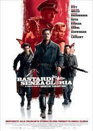 Bastardi senza gloria stasera in tv su Italia 1: la trama del film di  Tarantino con Brad Pitt