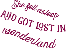 She Fell Asleep Svg Cut File