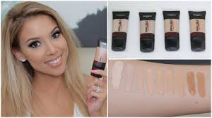 Loreal Infallible Pro Matte Foundation Review Swatches Tips Lustrelux