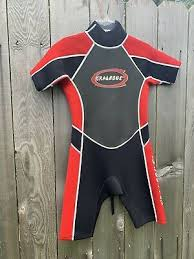 O Rageous Size Chart Black Shorty Wetsuit Spring Wet Suit 3mm Stretch Neoprene