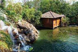 tree house jaipur. The Tree House Resort: Bird\u0027s Eye View Of Water Houses Jaipur