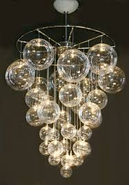 Cheap Chandeliers Under $50 Rogue Wave Ball Chain Chandelier Water Pressure  Lighting H51
