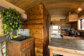 school bus tiny house. Sharing The Bus Life School Tiny House